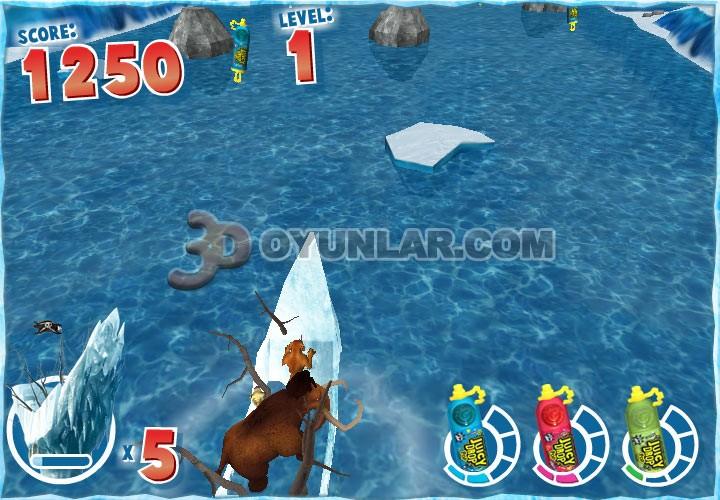 Buz devri 3 oyunu download