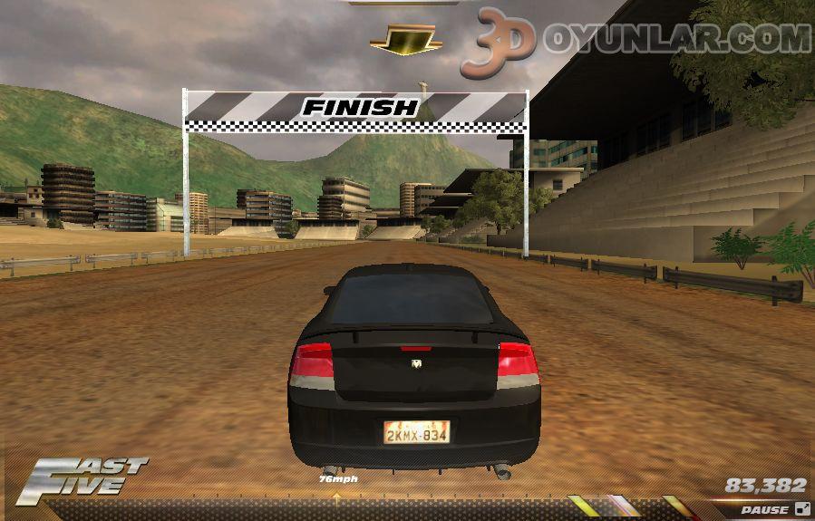 3d hızlı arabalar oyunu resimleri