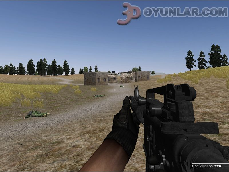 3d savaş timi oyunu resimleri