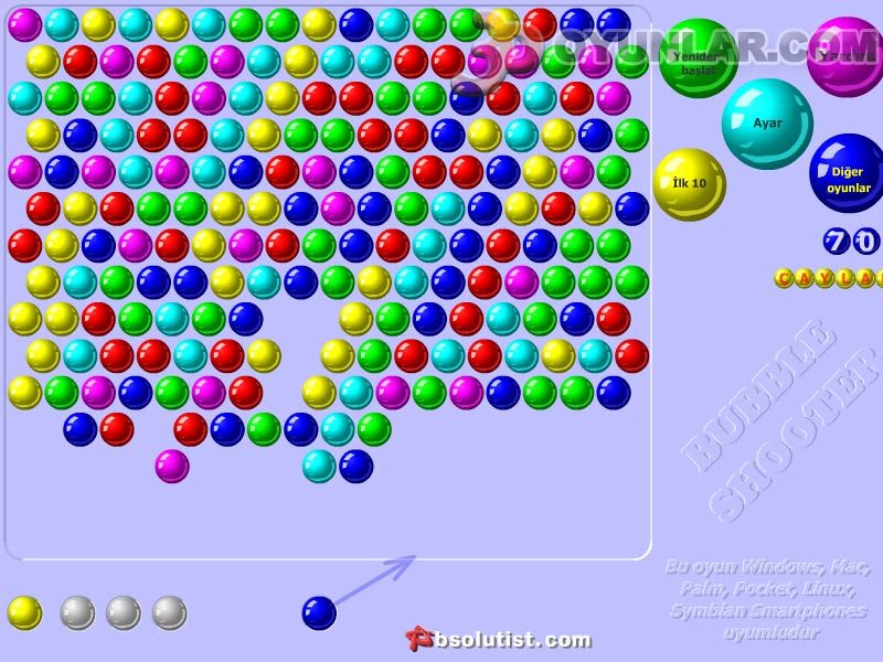 Bubble OyunlarД±