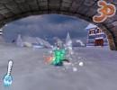 3D Kızak Yarışı