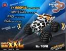 3D Canavar Arabalar