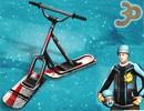 3D Kar Bisikleti