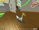 3D Yaramaz Kedi