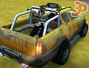 3D Kurtarıcı Taksi