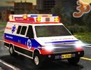 3D Ambulans Park Et