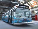 3D Amerikan Otobüsü