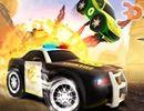 3D Dodge Otoban Polisi