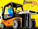 3D Forklift Kargo