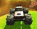 3D Kaza Arabası 2