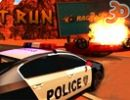 3D Polis Kovalamaca
