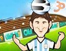 Futbol Yıldızları Kafa Topu