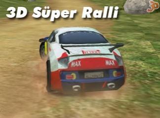 3D Süper Ralli