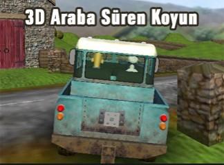 Araba Süren Koyun