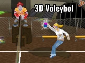 3D Voleybol