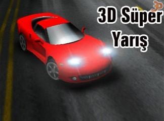 3D Süper Yarış