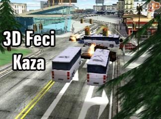 3D Feci Kaza