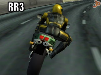 RR3 Oyunu