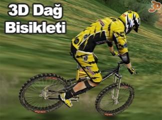 3D Dağ Bisikleti