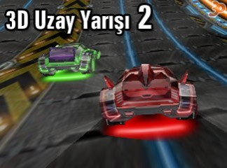 3D Uzay Yarışı 2