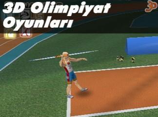 3D Olimpiyat Oyunları