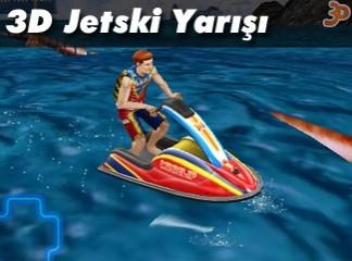 3D Jetski Yarışı