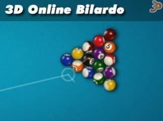 3D Online Bilardo