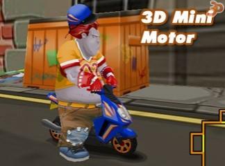 3D Mini Motor