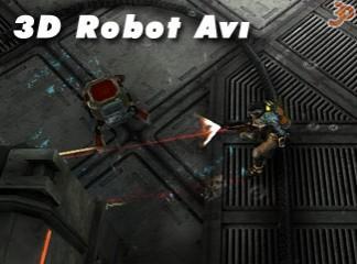 3D Robot Avı