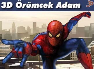 3D Oyunlar Örümcek Adam Oyunu Makalesi