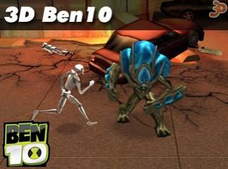 3D Ben10