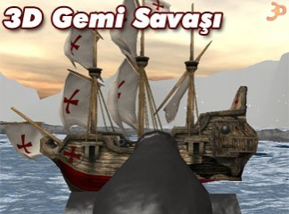 3D Gemi Savaşı