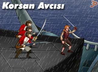3D Oyunlar Korsan Avcısı Oyunu Kısayolu