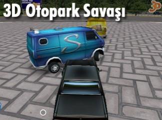 3D Otopark Savaşı