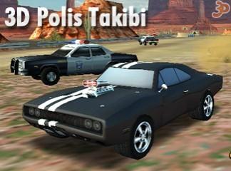 3D Polis Takibi
