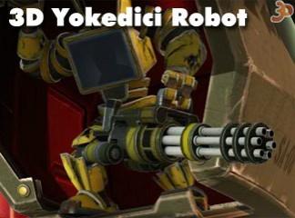 3D Yokedici Robot