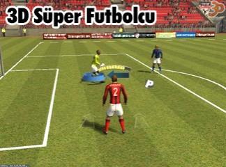 3D Süper Futbolcu Hileleri