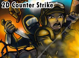 2D Counter Strike