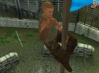 3D Asker Kampı