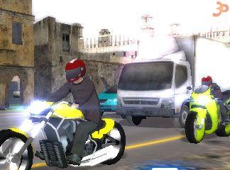 3D Cadde Motoru