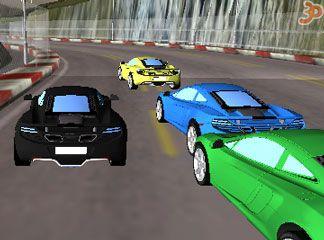 3D Ferrari Yarışı