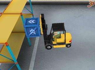 3D Forklift Ustası