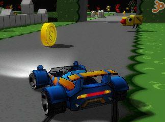 3D Lego Araba Yarışı
