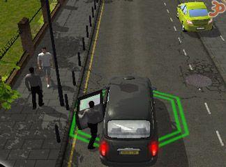 3D Londra Taksisi
