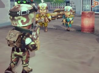 3D Mini Komando