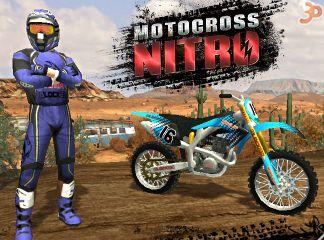 3D Nitro Motor Yarışı
