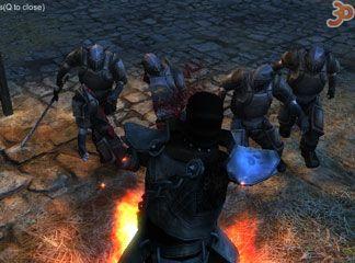 3D Savaşçı Ruh