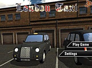 3D Taksi Şoförü