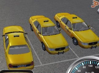 3D Usta Taksici