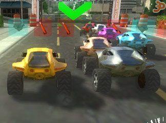 3D Zor Yarış